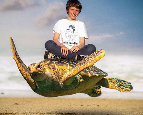 Arlian Ebenism Plastic Free Boy 1