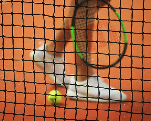 CD Rajah Tennis Image