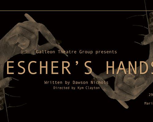 Eschers Hands Booking Link1200
