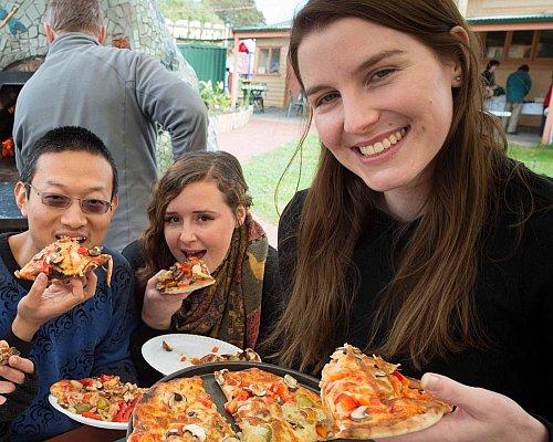 Glandore Pizza Oven Emma Jackson Dulce Diaz Llanos Mark Zhang