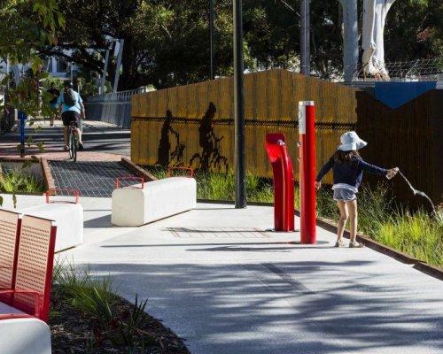 Holland Street Upgrade Cooler Greener Adelaide