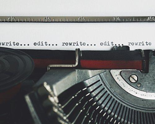 How to Edit Manuscripts