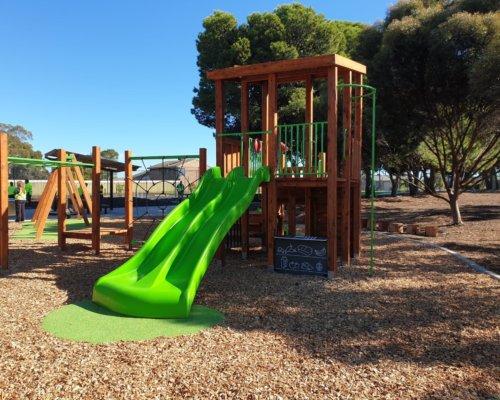 Nannigai Drive Reserve Playground