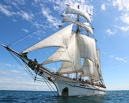 One and All Tall Ship