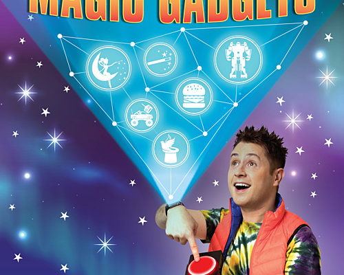 RP211 Micksters Magic Gadgets General A3 Poster V1 2