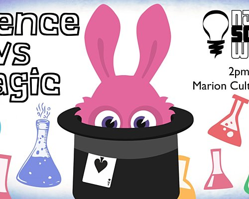 Science v Magic updated image