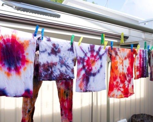 Tie Dye Kids