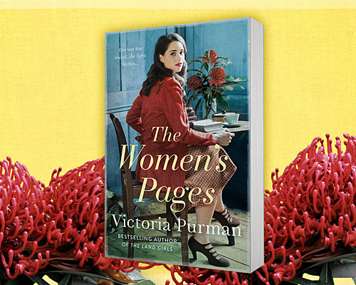 Victoria Purman The Womens Pages