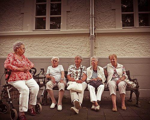 Adult Age Elderly