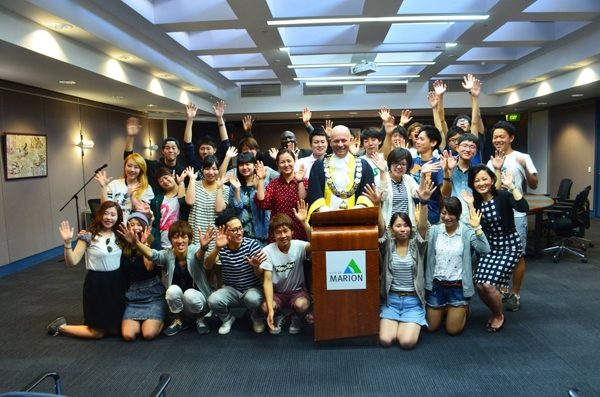 Kokubunji Students