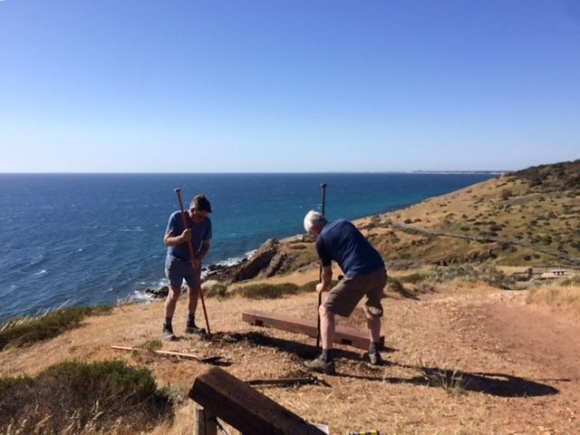 Friends Hallett Cove Conservation Park